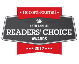 Reader's Choice Award 2017 Meriden CT